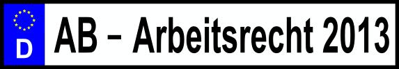 www.AB-Arbeitsrecht.de